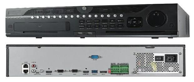 NVR sieťový videorekordér Hikvision