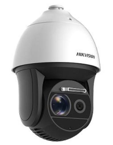 4K (8MPx) PTZ IP kamera Hikvision s 36x optickým zoomom a IR prísvitom na 500m